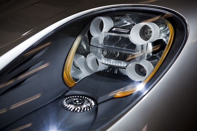 porsche 918 spyder headlights - Google Search