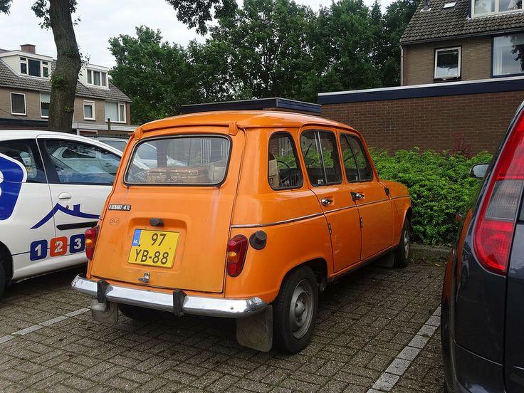 Renault 4 Apeldoorn