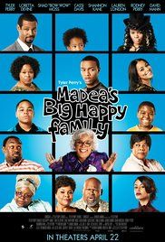 Madea's Big Happy Family dvd release date