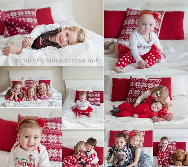 Christmas mini sessions babies kids christina claus photography niagara newborn and maternity photographer