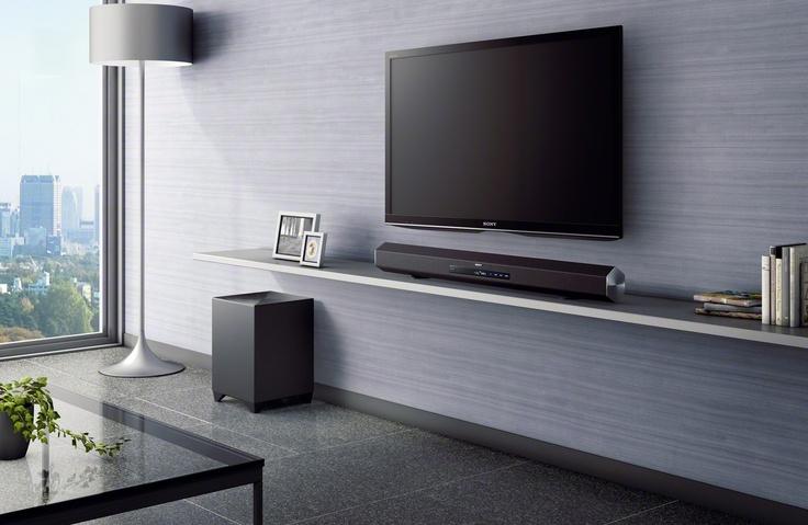 #Sony HT-CT260 & HT-CT60 - Deux nouvelles barres-de-son #Design #3D et #Bluetooth ! #barredeson