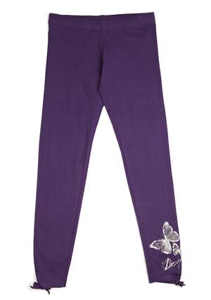 DESIGUAL - Girls' Tacualine Legging  (violet)