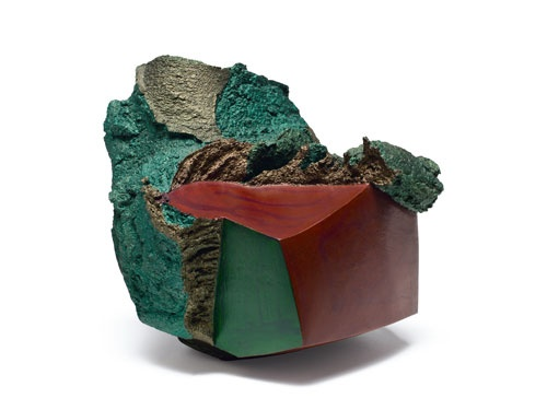 Explore Ken Price's intensely colourful ceramics in current issue, Jan/Feb no, 259