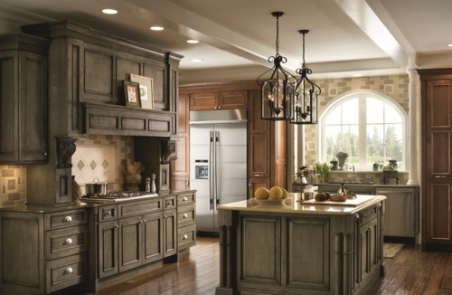 Schuler Windsor Maple - Appaloosa Finish.PNG....the color we picked out for our kitchen, can't wait! KK