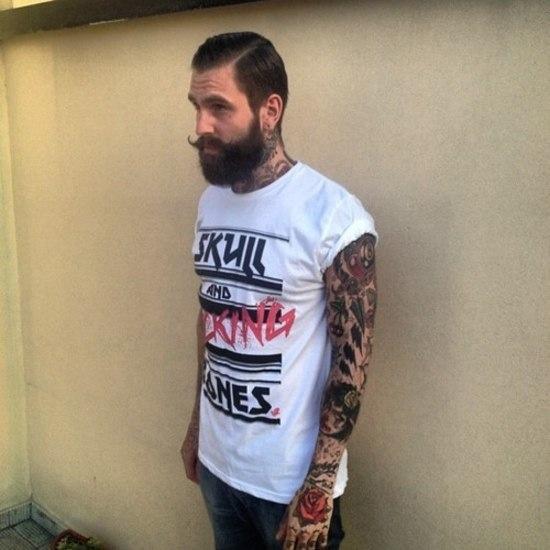 #man #tattoo