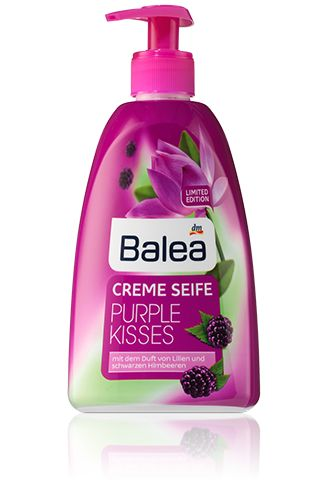 balea seife purple kisses
