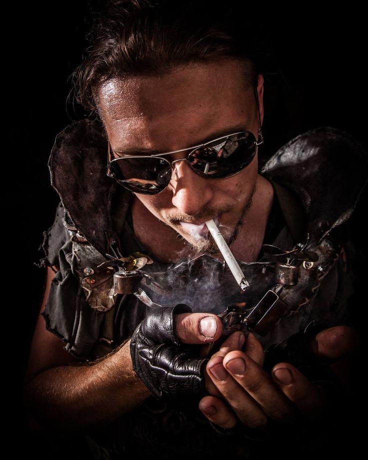 Man smoking http://oldtownfestival.net