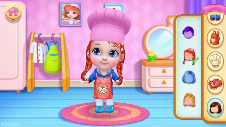 Baby Boss Learn to Cook Yummy Real Cake Maker 3D | Cooking Kids Games | ...