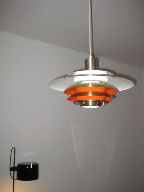 Victors Lighting Orange | Lighting Ideas