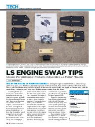 """I saw this in """"LS Engine Swap Tips"""" in Classic Trucks August 2014."""