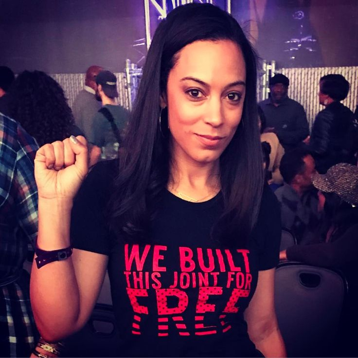 "10.3k Likes, 234 Comments - Angela Rye (@angelarye) on Instagram: ""You asked, WE answered! Shirts NOW available--> http://angelarye.com/shop/ Of course, link is also…"""