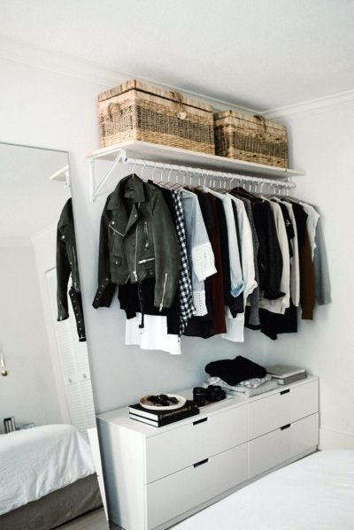 These 17 Photos of Open Closets Will Make You Want…