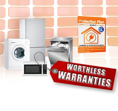 Are you wasting your money when buying extended warranties?