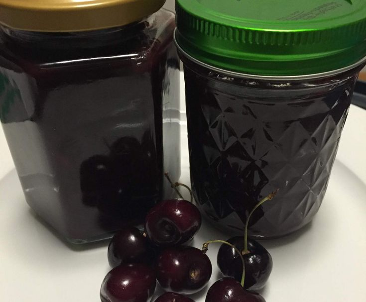 Recipe Cherry Relish by mim370 - Recipe of category Sauces, dips