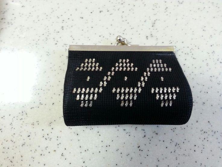 Tel kırma cüzdan