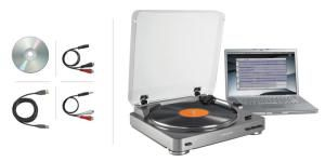 Top 3 USB Turntables: Quickly Convert Your Vinyl Records to Digital Audio Files Digitize your old record collection by using a USB turntable