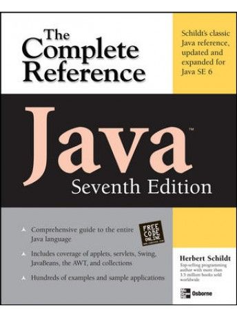 7 best books for april14 images on pinterest april 14 java the complete reference seventh edition osborne complete reference series a book by herbert schildt fandeluxe Image collections