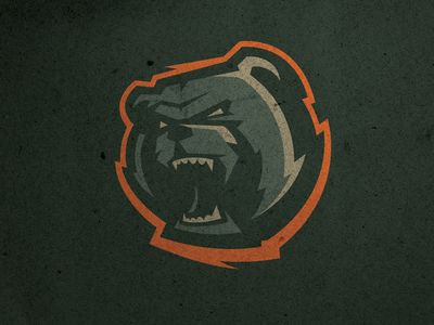 Kodiaks (Part deux)  Could be a new Chicago Bears Logo