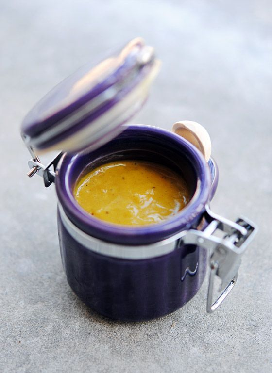 Moutarde maison