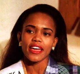 Miss SA - 1993 - Jacqui Mofokeng
