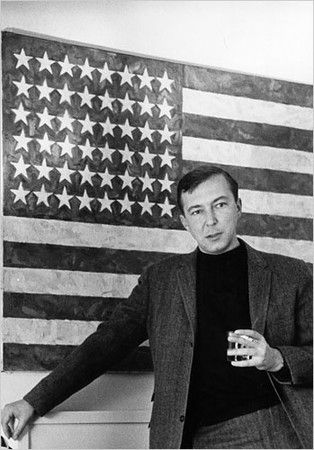 Jasper Johns Jr. (born 1930) is an American contemporary artist who works primarily in painting and printmaking.