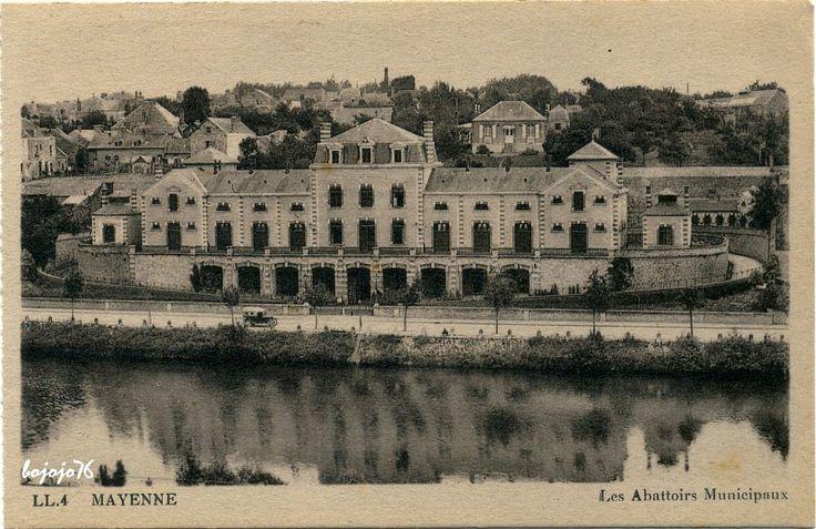 Les Abattoirs Municipaux, Mayenne