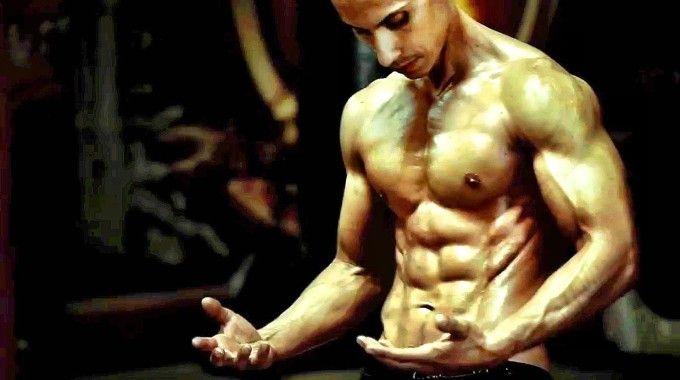 Veganistische bodybuilders