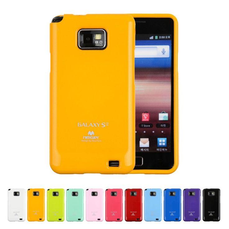 Mercury/Goospery Jelly Case, Silikonowe etui dla Samsung Galaxy S3