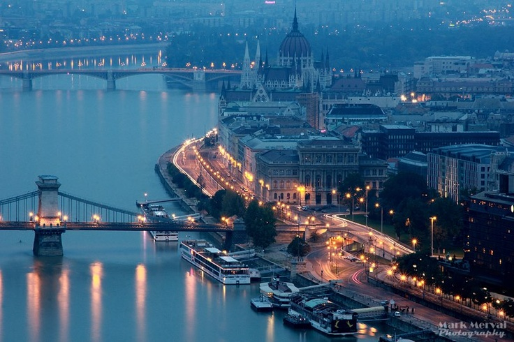 Budapest   From Above. https://www.facebook.com/BudapestPocketGuide  credit: Mark Mervai #budapest
