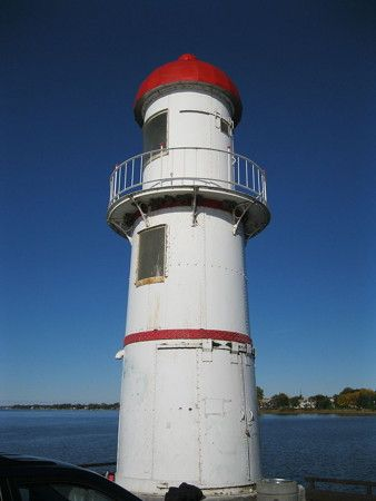 Lighthouse in Lachine.