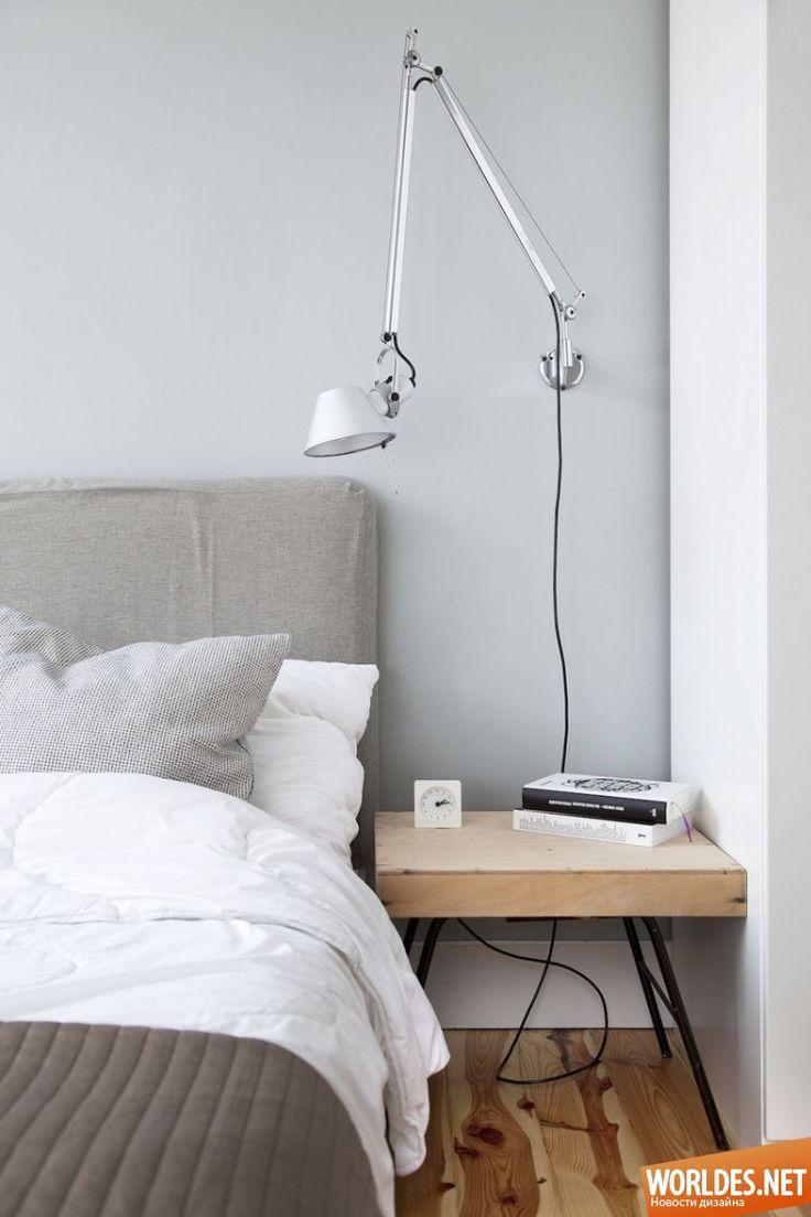 Скандинавский дизайн интерьера в маленькой квартире в Польше фото 2