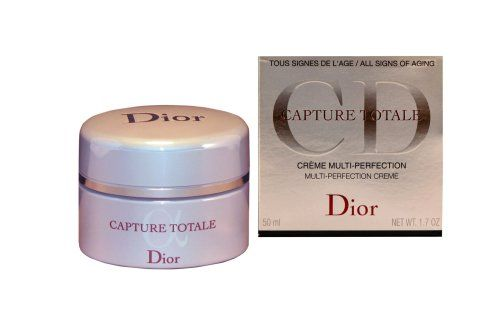 Christian Dior Dior Capture Totale Multi-perfection Creme 1.7 Ounce (50ml)  Jars - http://www.discountbazaaronline.com/christian-dior-dior-capture-totale-multi-perfection-creme-1-7-ounce-50ml-jars/