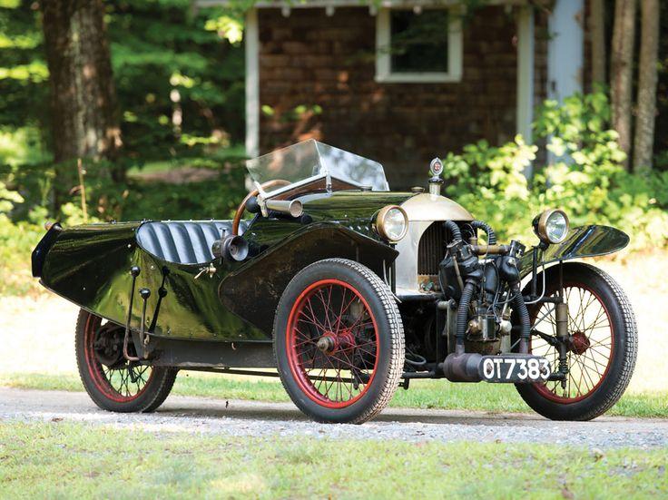 The A To Z Cars Of John Moir: 1926 Morgan Aero Three Wheeler