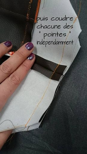 les 20 meilleures id es de la cat gorie tuto sac sur pinterest couture tuto couture sac et. Black Bedroom Furniture Sets. Home Design Ideas