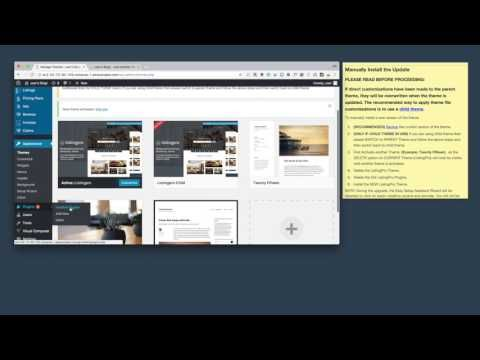 ListingPro WP - How to Manually Update WordPress Theme - https://www.wptutorialcamp.com/how-to-install-wordpress-themes-manually/listingpro-wp-how-to-manually-update-wordpress-theme/  #HowToInstallWordPressThemesManually
