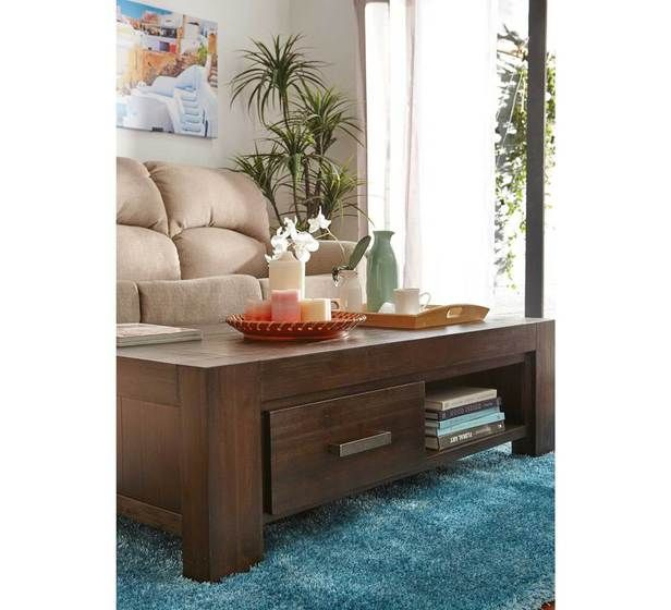 Kingston 2 drawer coffee table. Fantastic furniture.