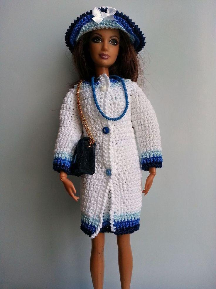 vetement pour poupée mannequin Barbie (191)                                                                                                                                                                                 Plus