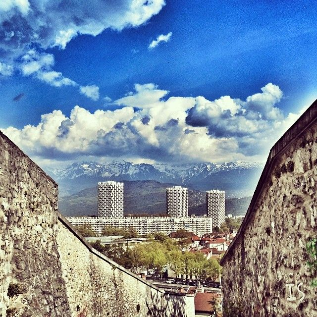39 best images about grenoble ville des arts on pinterest - Piscine chauffee grenoble ...
