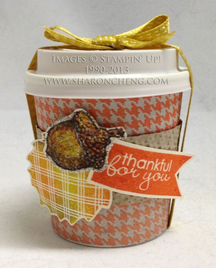 coffee cup craft ideas 260 best stampin up 3d projects images on card 3671