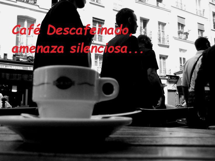 Café descafeinado... ¿Sabes lo que tomas?
