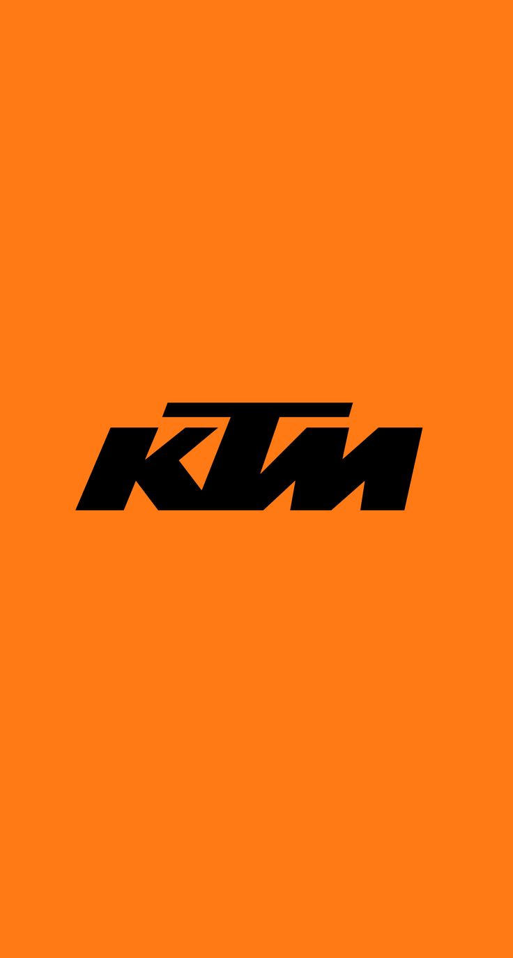 KTM Logo Wallpaper - WallpaperSafari