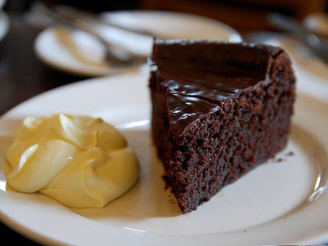 Mud Cake: Ricetta Bimby
