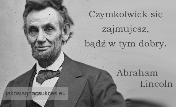#AbrahamLincoln #cytat