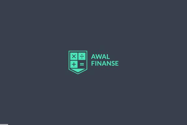 AWAL Finance logo by Sandra Stańczyk