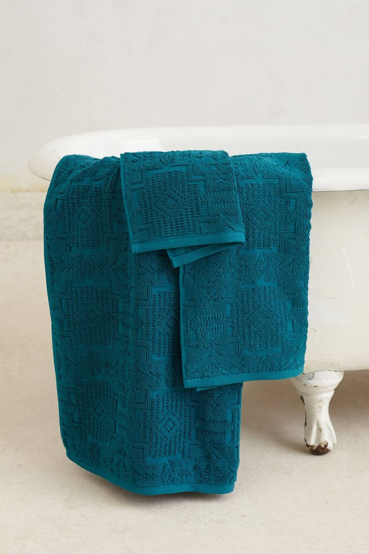 Peacock bathroom towels - Cropped Chino Wide Legs Hand Towelsbathroom
