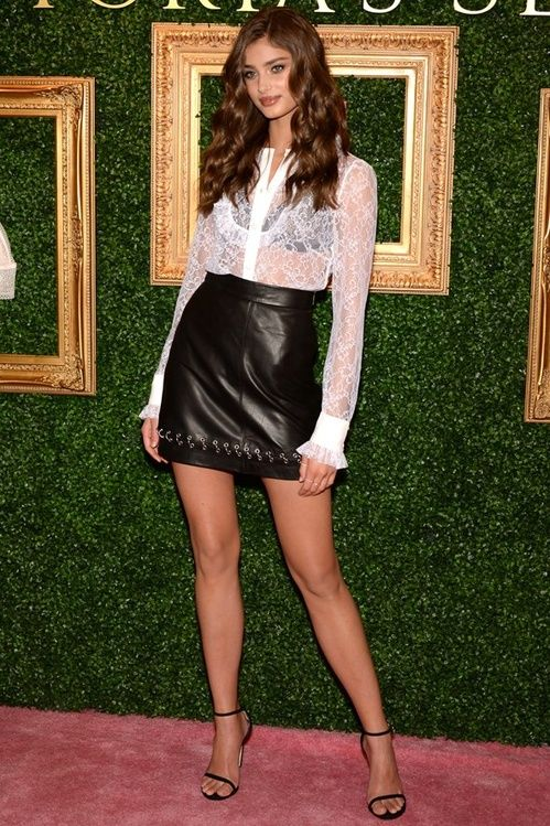 Taylor Hill à la soirée Victoria's Secret à New York