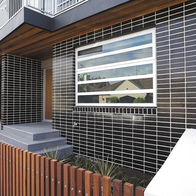 "The Austral bricks ""Burlesque"" bricks are great for creating beautiful modern home designs.  Burlesque bricks are available from ABC Bricks Sales ABCBrickSales.com.au  #Design #Architecture #Landscape #House #Building #Modern #MyHome #Contemporary #Construction #GoldCoast #HomeDesign #Queensland #Concrete #Patio #Bricks #StyleInspiration #Landscaping #Courtyard #NaturalStone #OutdoorLiving #LandscapeDesign #ExteriorDesign #Paving #BuildingDesign #Bricklaying #BackyardGoals #Brickwork…"