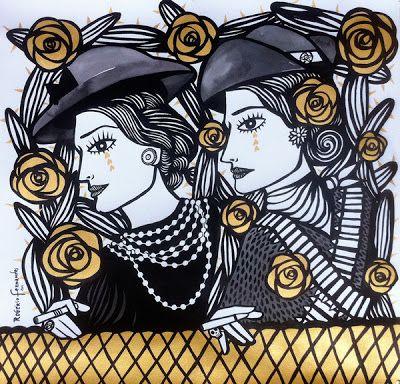 Rogério Fernandes - Chanel e Maria Bonita, da série Chanel no Sertão