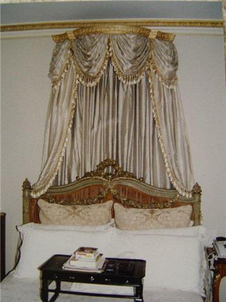 259 best ciel de lit images on pinterest bedrooms polish language and bed canopies. Black Bedroom Furniture Sets. Home Design Ideas