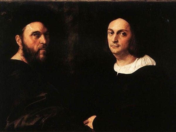 Doppio Ritratto - Raffaello Sanzio - Galleria Doria Pamphili